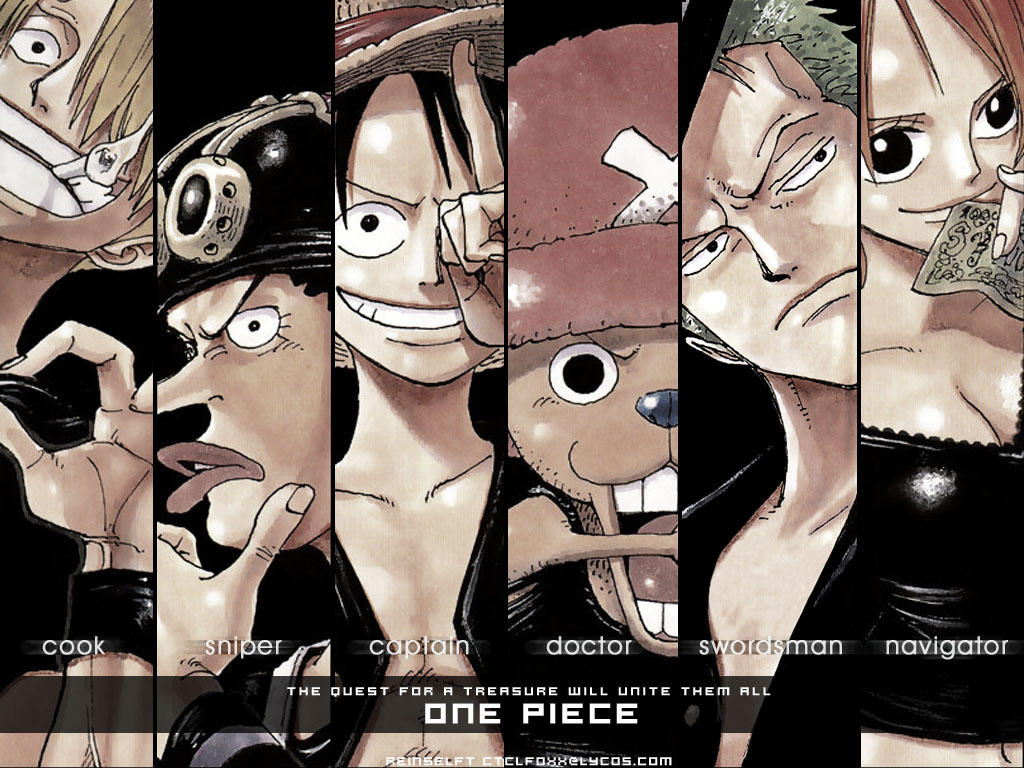 United For One Piece