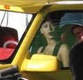 Updated Pics On The Set Of 'Telephone' Music Video - lady-gaga screencap