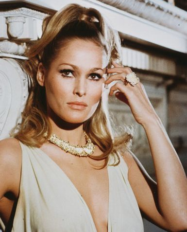 Classic Movies wallpaper entitled Ursula Andress