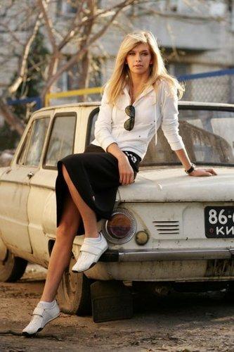 Vera Brezhneva