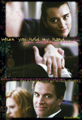When anda Hold My Hand, anda Hold My Heart.