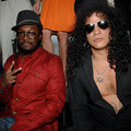 Will.I.Am with Slash