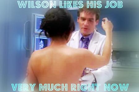 "Wilson in ""Resignation"""
