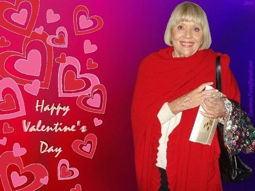 a Diana Rigg valentine (2010)