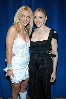 britney and madonna!!