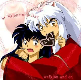 inuyasha and kagome 4ever
