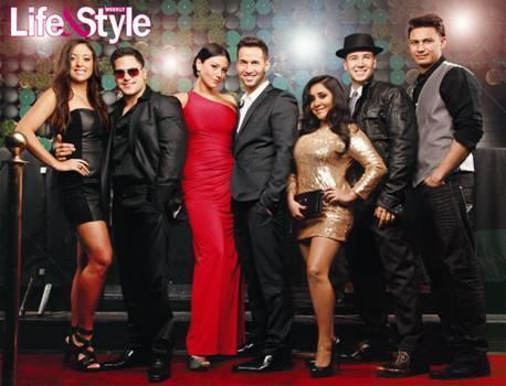 jershey किनारा, शोर cast in life and style mag