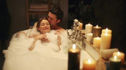 Grey's Anatomy Couples fondo de pantalla called merder