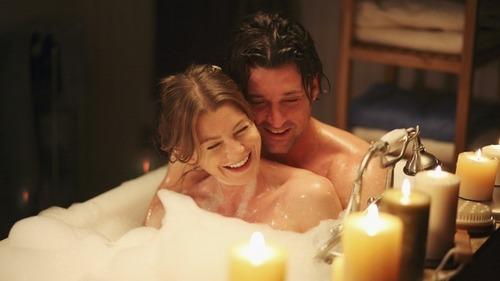 Grey's Anatomy Couples پیپر وال called merder