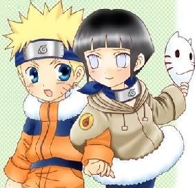NaruHina wallpaper entitled naruhina <3
