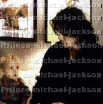 prince and michael - prince-michael-jackson photo