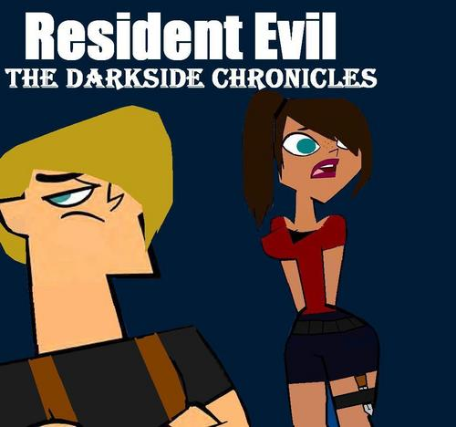 resident evil THE DARKSIDE CHRONICLES (tdi form)