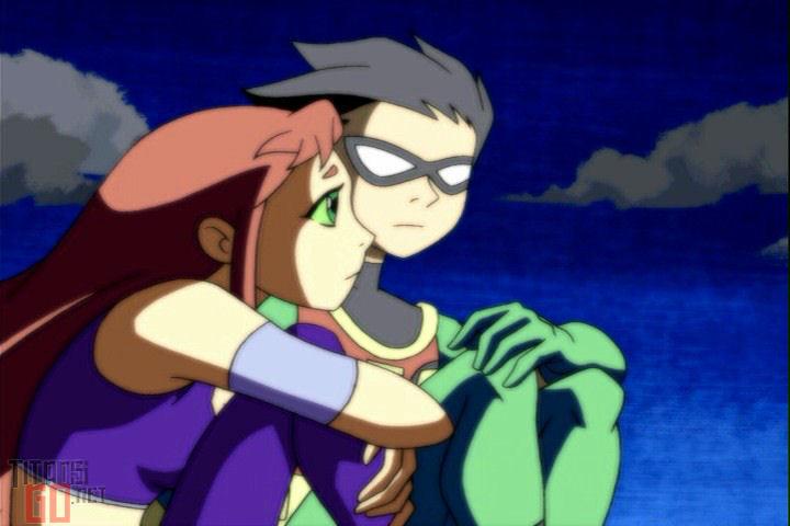 Teen Titans Couples 97