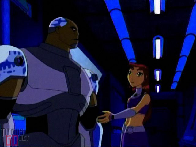 Teen Titans Couples 53