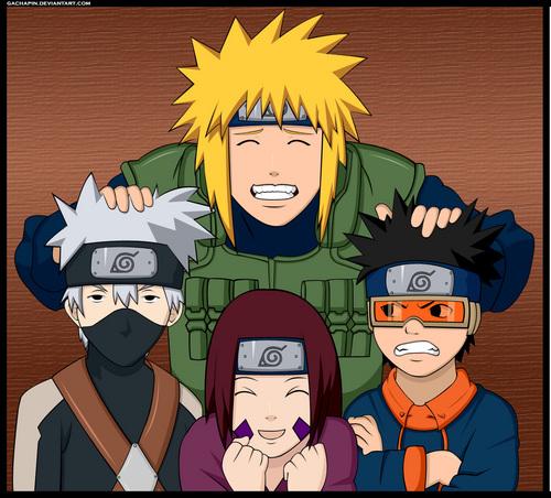team yondaime <3