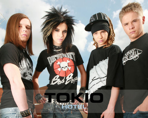 Tokio Hotel 壁纸 called tokio hotel