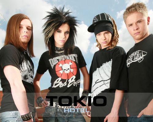Tokio Hotel fond d'écran titled tokio hotel