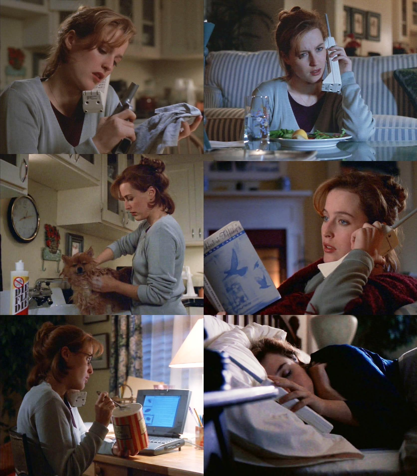 war of the coprophages - scully