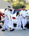 yeahh ! new karate pics of the jacksons