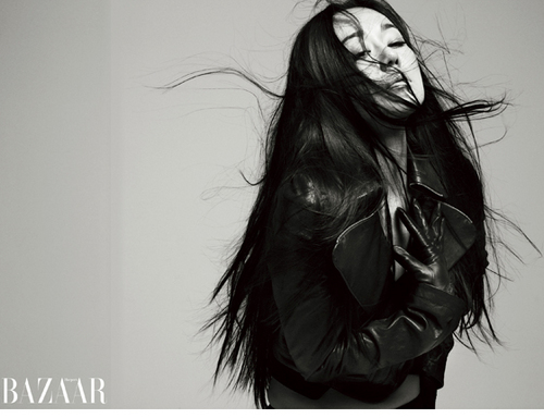 yunjin kim-photoshoots