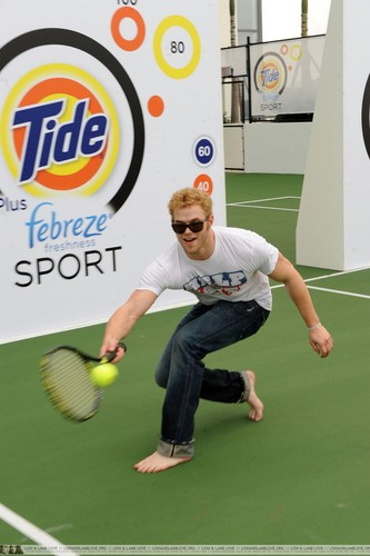 Launch of New Tide Plus Febreze Freshness Sport