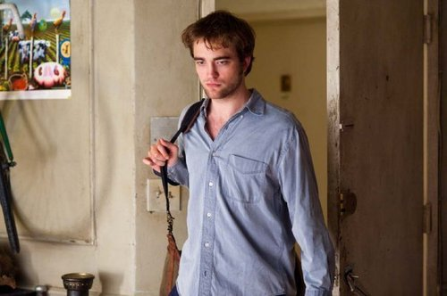 "*New* Robert Pattinson ""Remember Me"" Stills"
