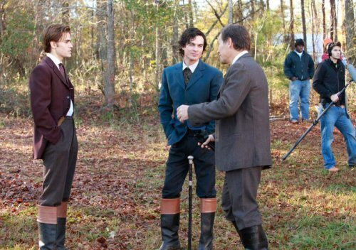 1x13 - Children Of The Damned - Set photo