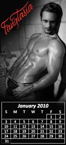 2010 Eric Northman Calendar