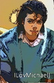 A cartoon version bad era pic <3 - michael-jackson photo