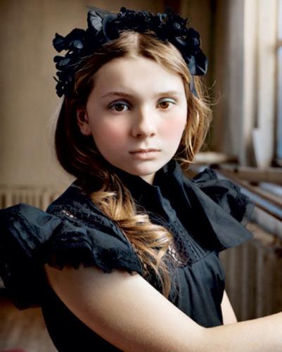Abigail As Renesmee
