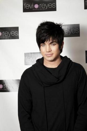 Adam With No Make Up!