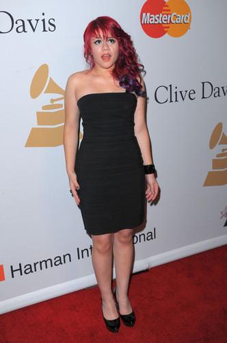 Allison Grammy Salute To Icon's