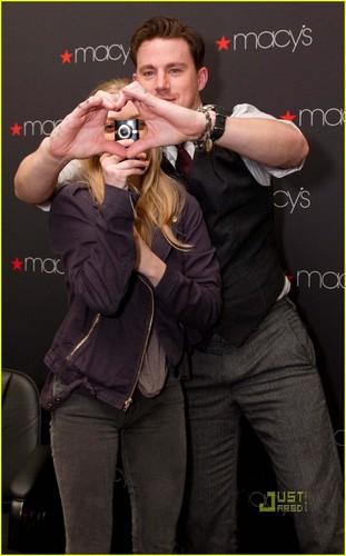 Amanda & Channing