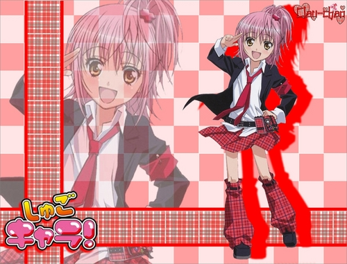 Shugo Chara wallpaper entitled Amu......XP