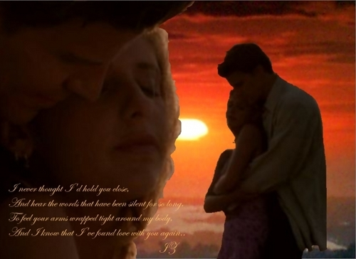 Angel & Buffy.. Love Again