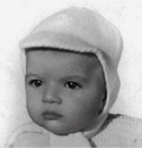 Antonio's Baby Pictures
