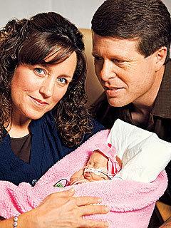 Baby Josie Brooklyn Duggar