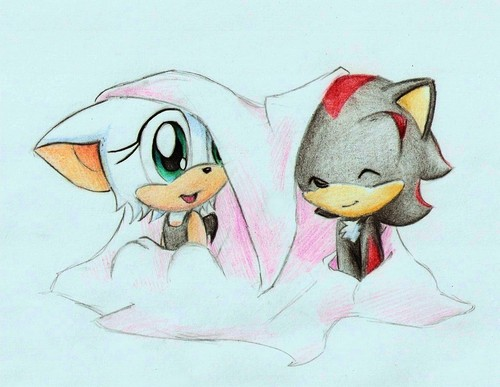 Baby Rouge and Baby Shadow