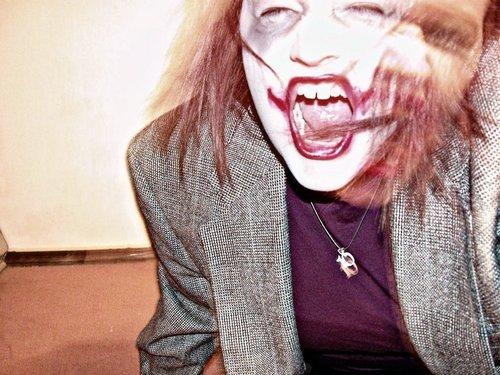 Being the Joker