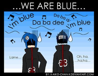 Blue Da Ba Dee