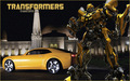transformers - Bumblebee wallpaper
