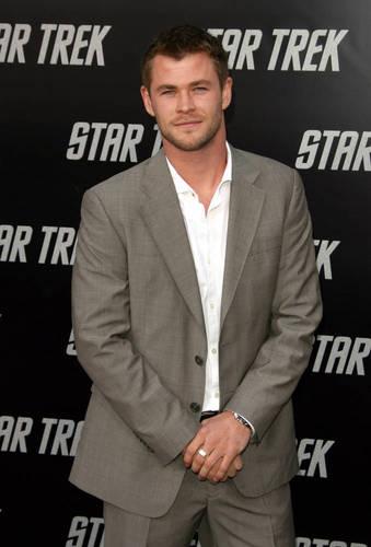 Chris @ Stark Trek LA Premeire