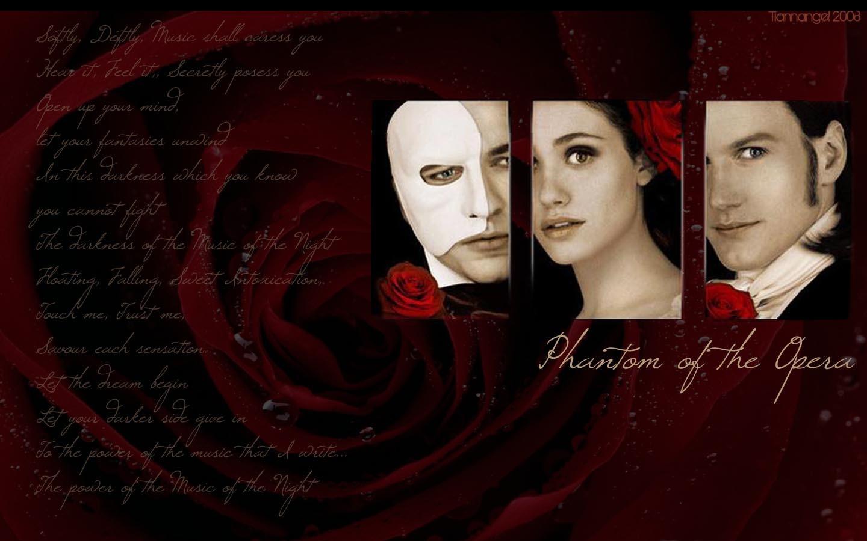 Erik & Christine || The Phantom Of The Opera - YouTube
