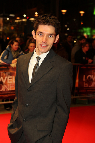 Colin at 'The Lovely Bones' Irish Premiere 2010