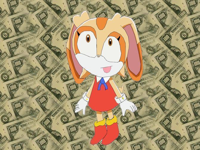 Cream and Money