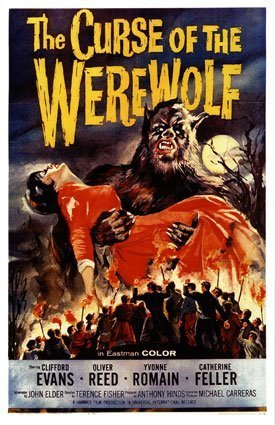 Curse of the Werewolf (poster)