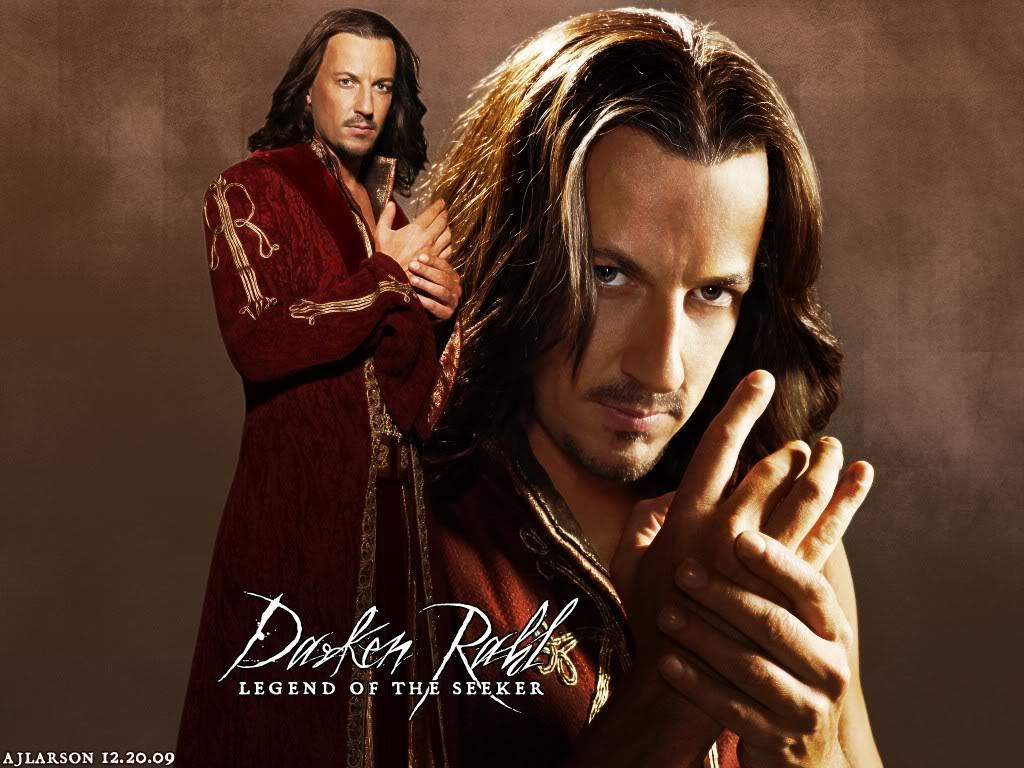 Legend Of The Seeker Season 2 Wallpaper Darken Rahl images Dar...