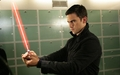 Darth Petrelli with Lightsaber - heroes fan art