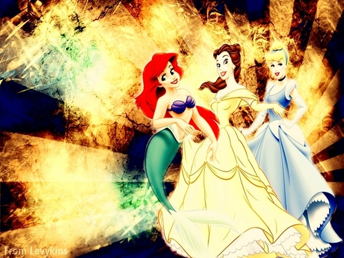 Дисней Princesses