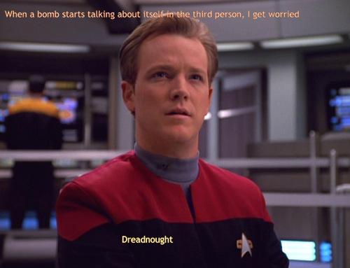 Dreadnought- 3rd Person Bomb